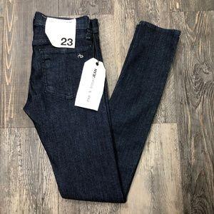 NWT rag & bone Mid-rise Skinny Jeans